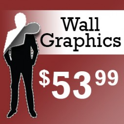 Life Size Historical Wall Decals