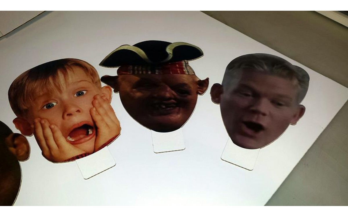 Home Alone Big Heads
