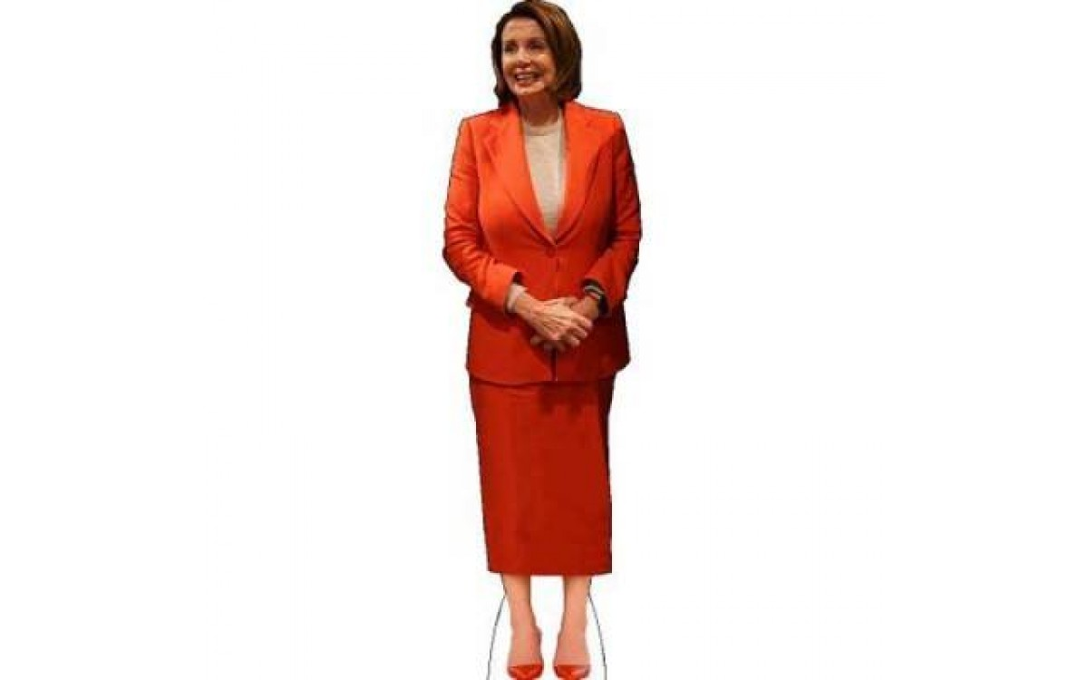 Nancy Pelosi Cutout