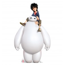 Big Hero 6 Cardboard Cutouts