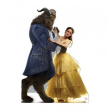 Beauty and the Beast Live Action Cardboard Cutouts