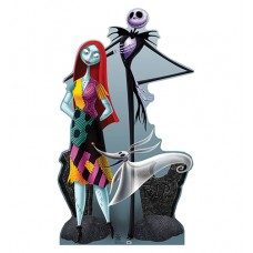 Nightmare Before Christmas Cardboard Cutouts