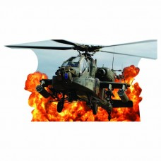 Military Aircraft Cardboard Cutouts